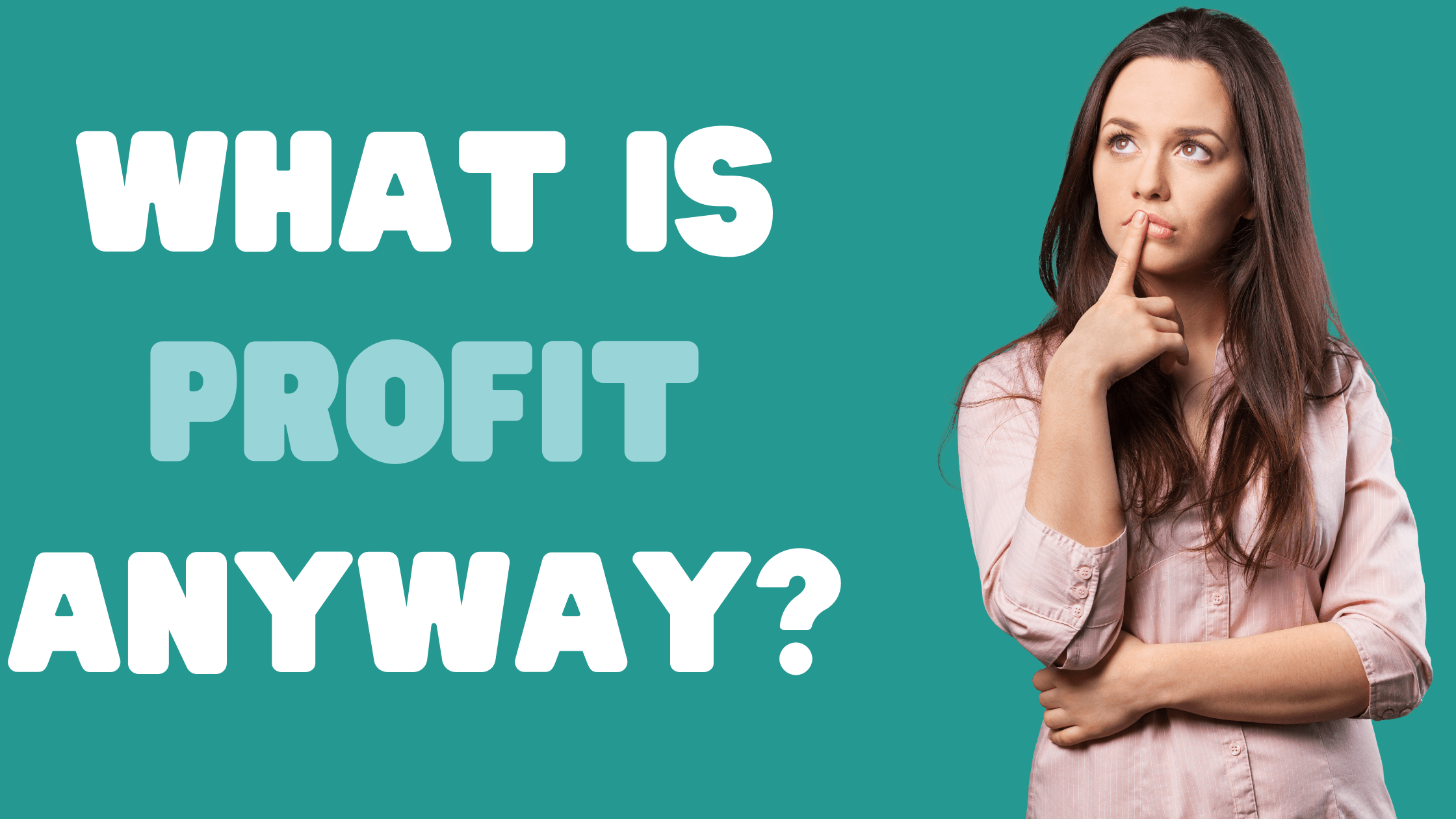 What is Profit?? 🤑