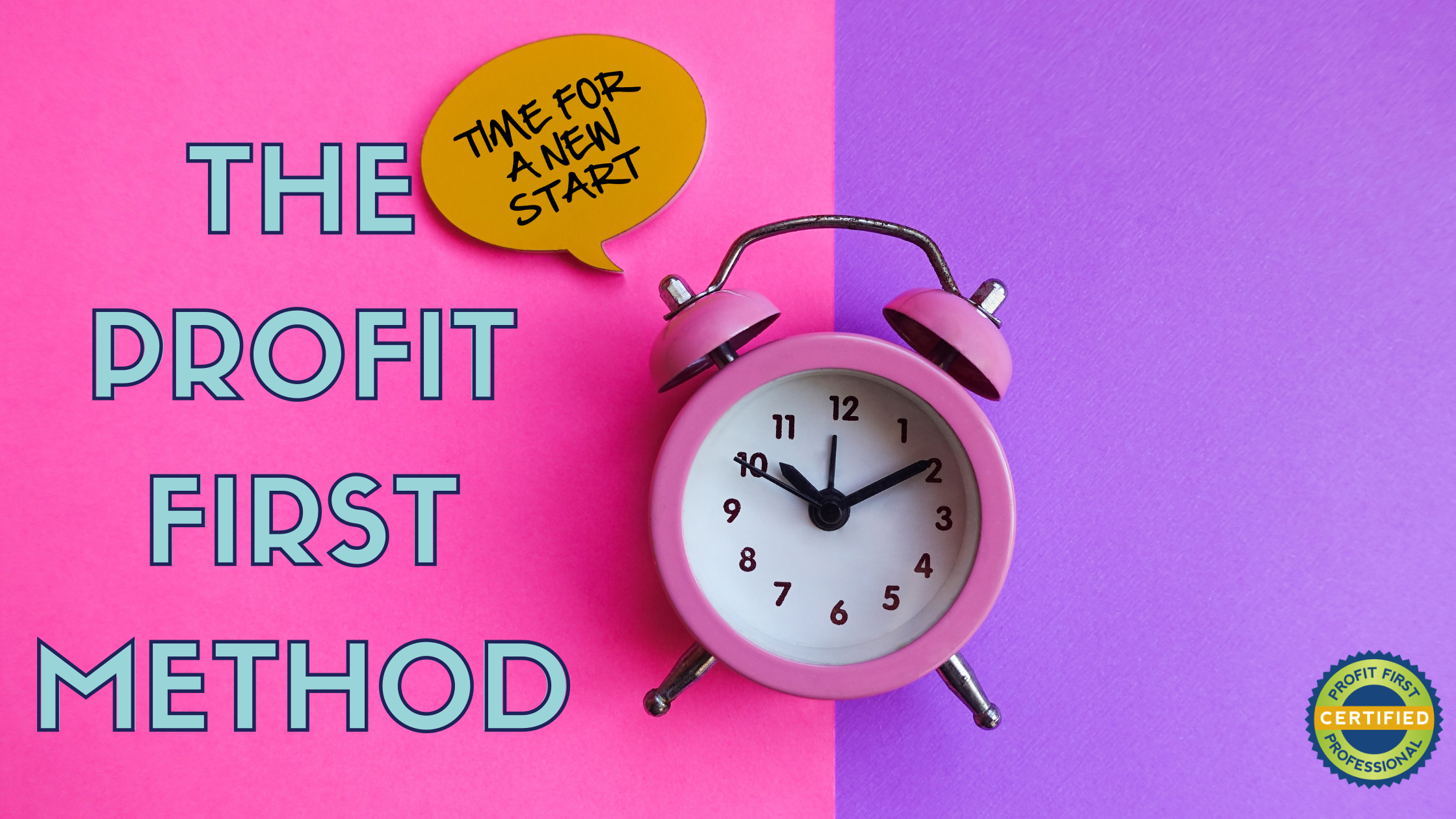 An introduction to the Profit First method 💰